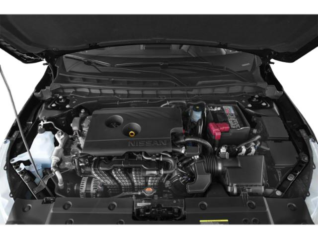 2019 Nissan Altima 4D Sedan
