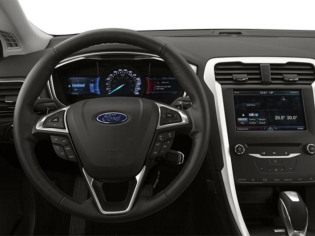 2013 Ford Fusion 4dr Car