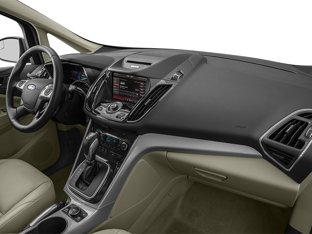 2013 Ford C-Max Energi Hatchback