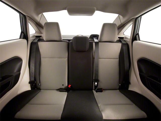 2013 Ford Fiesta 4dr Car