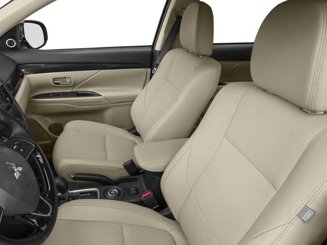 2016 Mitsubishi Outlander Sport Utility
