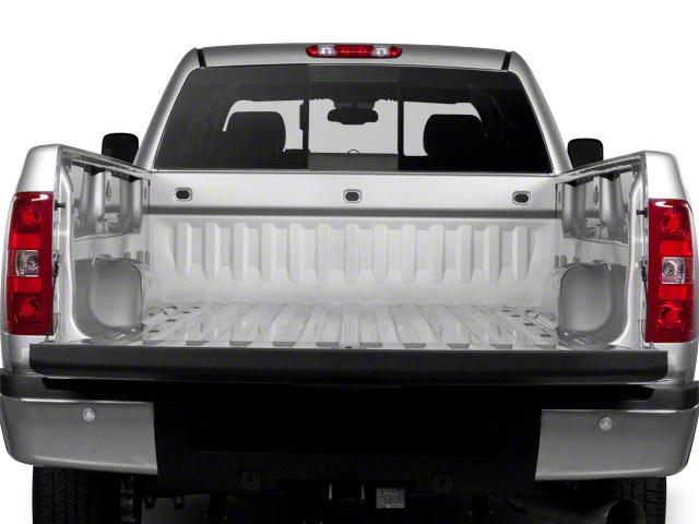 2013 Chevrolet Silverado 1500 Short Bed