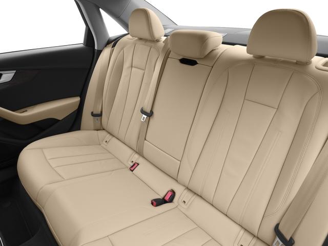 2018 Audi A4 4dr Car