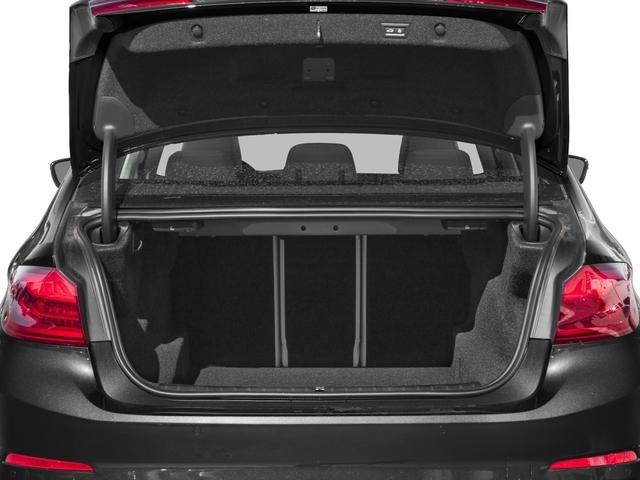 2018 BMW 5 Series 4dr Car