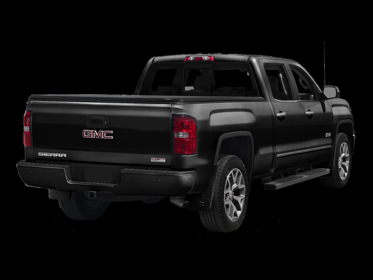 2015 GMC Sierra 1500 Short Bed