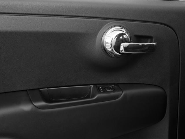 2016 Fiat 500e Hatchback