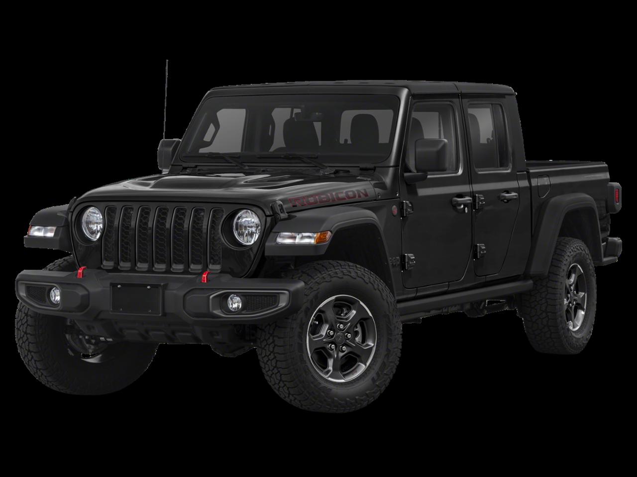 2021 Jeep Gladiator Short Bed