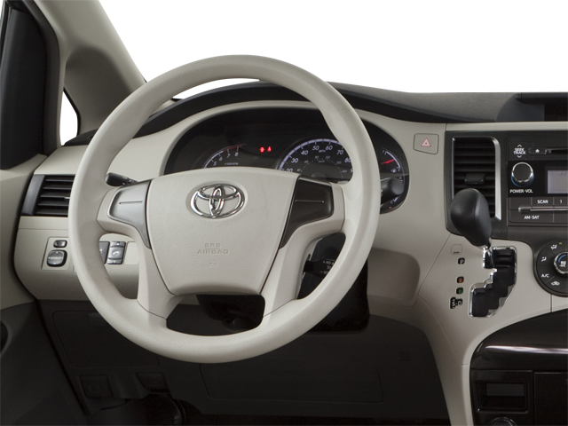 2012 Toyota Sienna Mini-van, Passenger