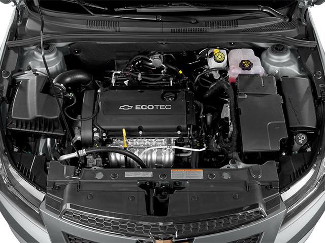 2014 Chevrolet Cruze 4dr Car