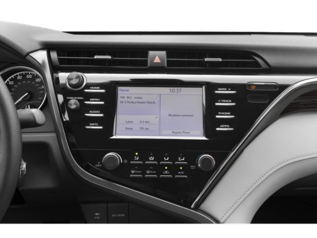 2019 Toyota Camry Sedan 4 Dr.