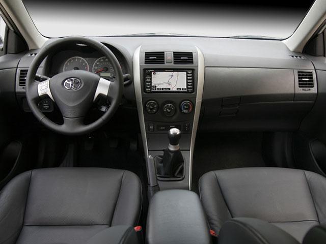 2009 Toyota Corolla 4dr Car