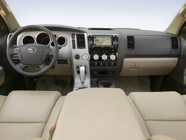 2009 Toyota Tundra Standard Bed