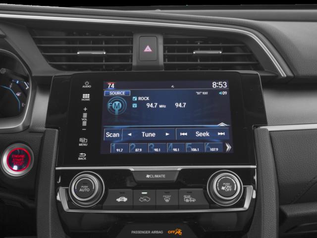 2016 Honda Civic 4dr Car