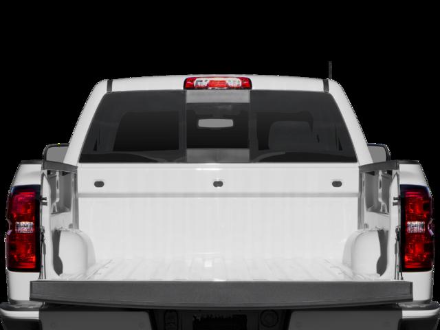 2016 Chevrolet Silverado 1500 4D Double Cab
