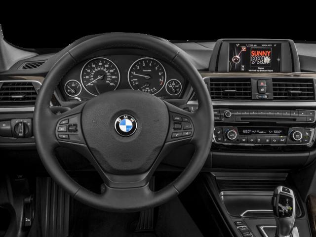 2016 BMW 3 Series 4dr Car