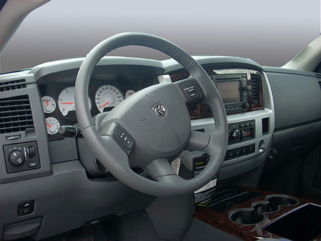 2008 Dodge Ram 1500 Standard Bed