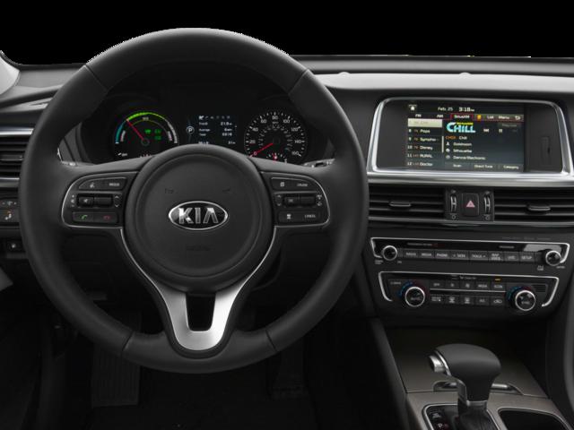 2017 Kia Optima Hybrid 4dr Car