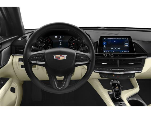 2021 Cadillac CT4 4dr Car