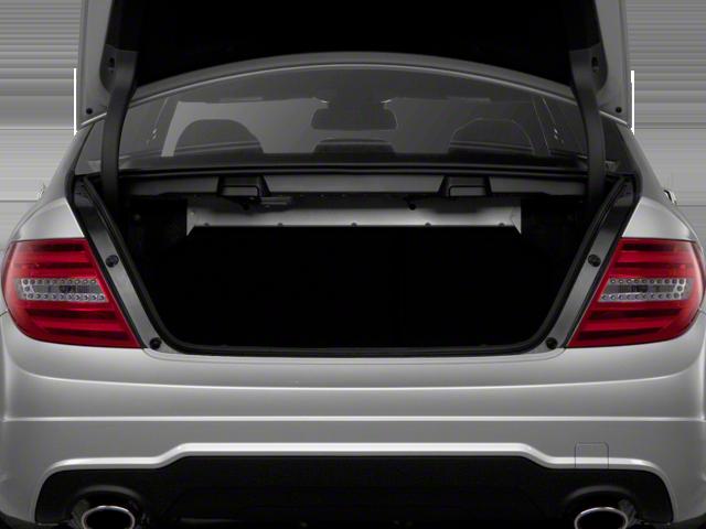 2013 Mercedes-Benz C-Class 4dr Car