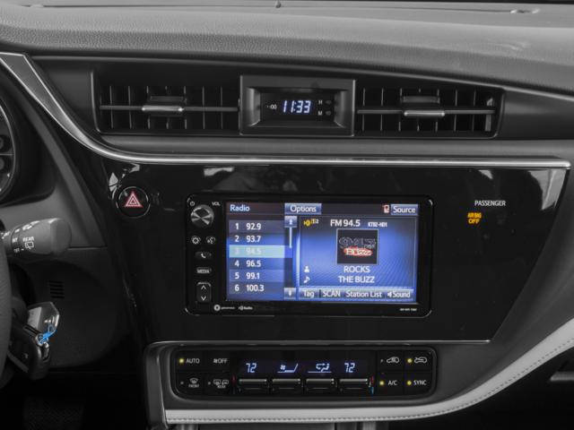 2017 Toyota Corolla iM Hatchback