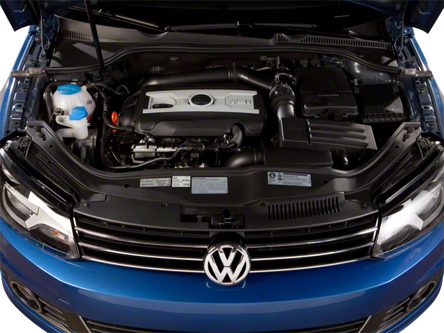 2012 Volkswagen Eos Convertible