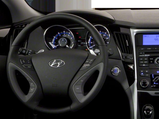 2011 Hyundai Sonata Hybrid 4dr Car