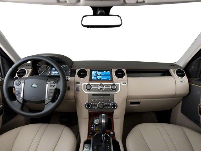 2012 Land Rover LR4 Sport Utility