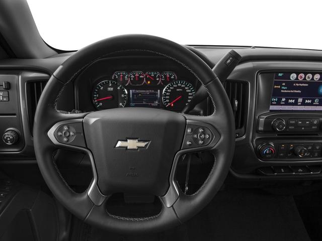 2017 Chevrolet Silverado 1500 Short Bed