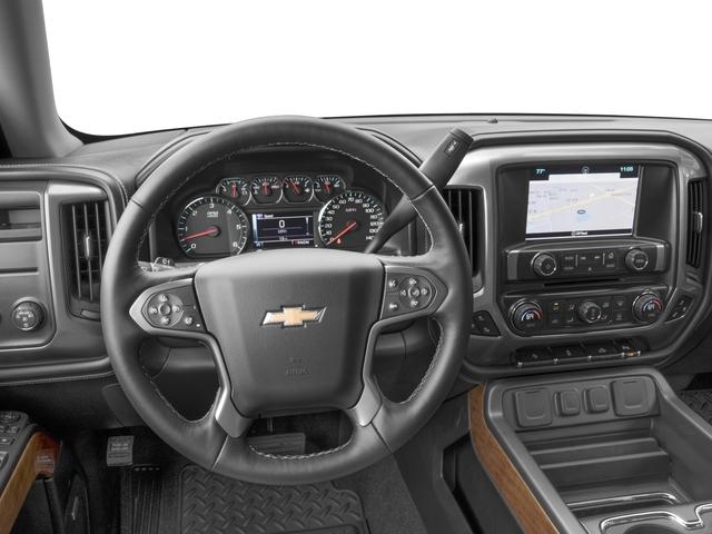 2017 Chevrolet Silverado 1500 Crew Pickup