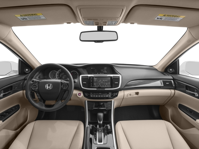 2017 Honda Accord 4D Sedan