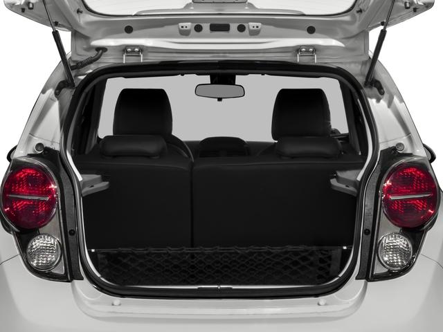 2016 Chevrolet Spark EV 4D Hatchback