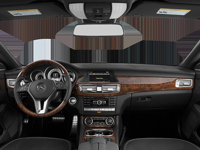 2014 Mercedes-Benz CLS 4dr Car