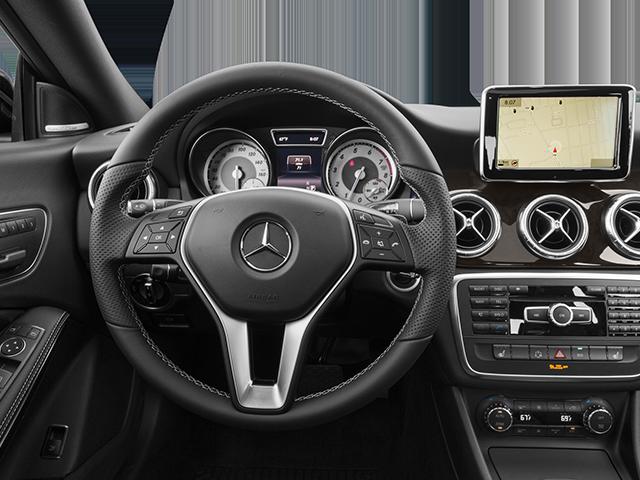2014 Mercedes-Benz CLA 4D Sedan