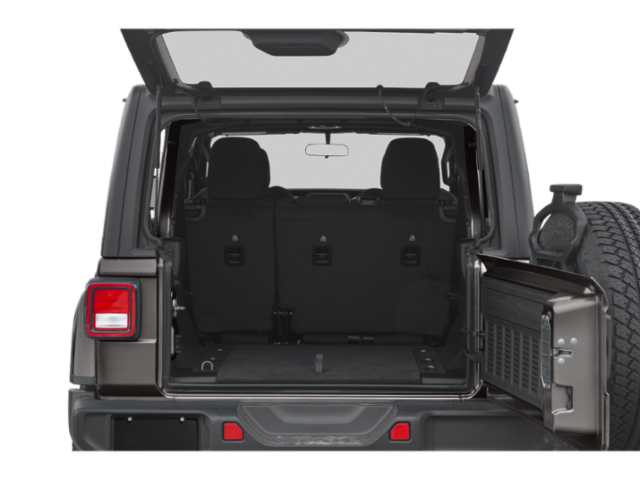 2020 Jeep Wrangler 4D Sport Utility