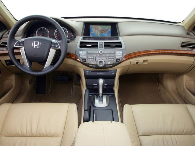 2008 Honda Accord 4dr Car
