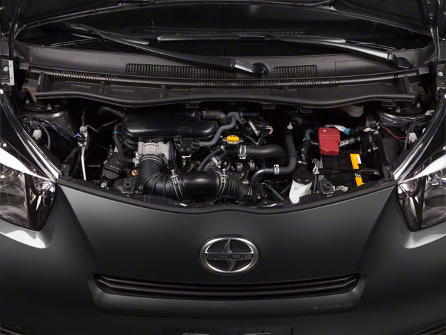2012 Scion iQ Hatchback