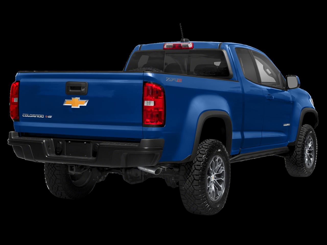 2019 Chevrolet Colorado Standard Bed
