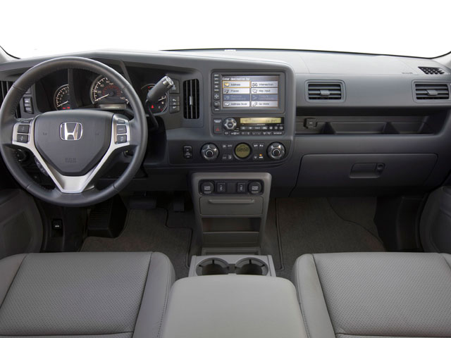 2009 Honda Ridgeline Short Bed