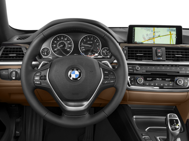 2017 BMW 4 Series Hatchback