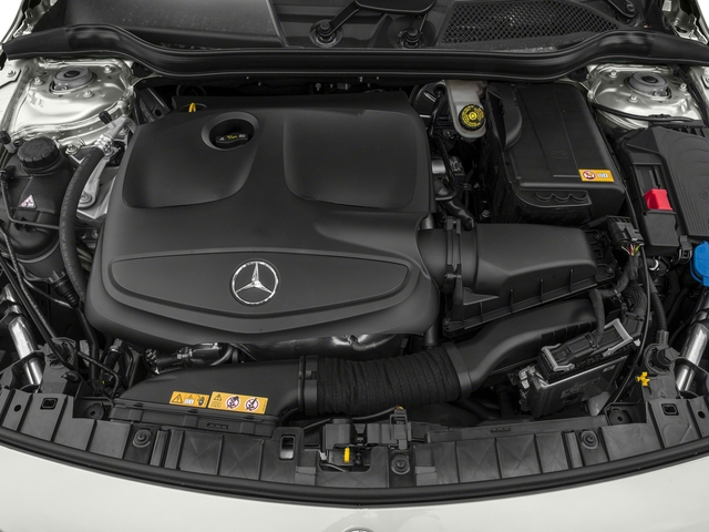 2017 Mercedes-Benz GLA Sport Utility