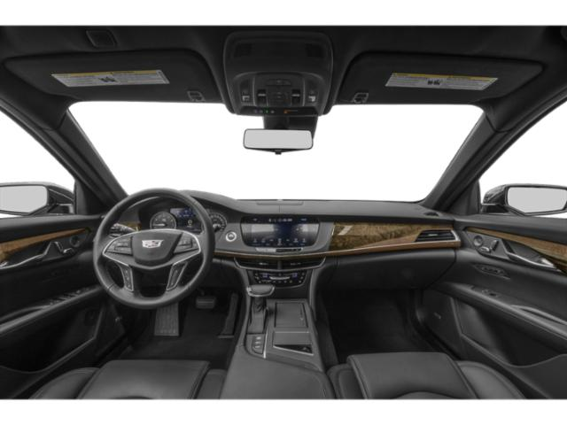 2018 Cadillac CT6 4dr Car