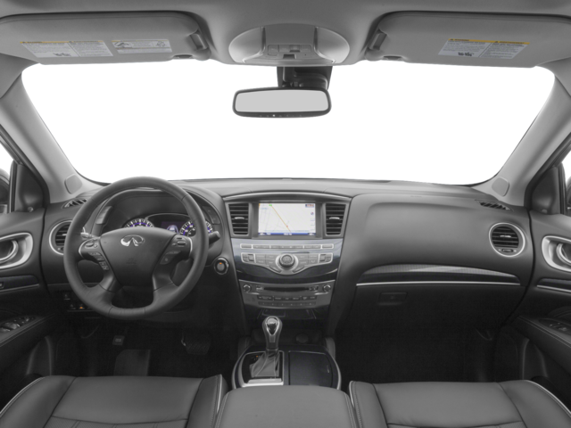 2016 INFINITI QX60 4D Sport Utility