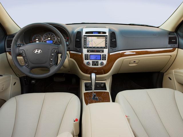 2009 Hyundai Santa Fe Sport Utility
