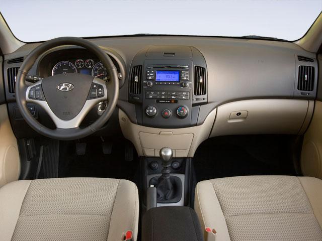 2009 Hyundai Elantra Touring Station Wagon