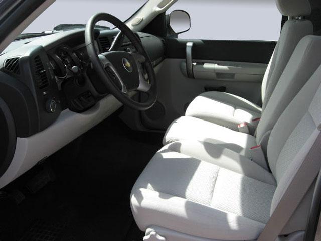 2008 Chevrolet Silverado 1500 Standard Bed
