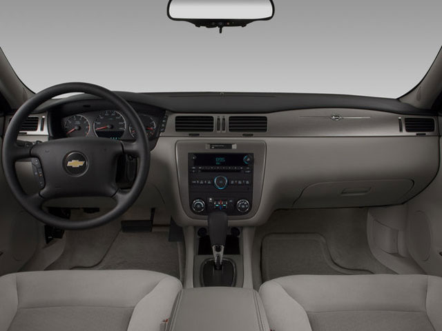 2008 Chevrolet Impala 4dr Car