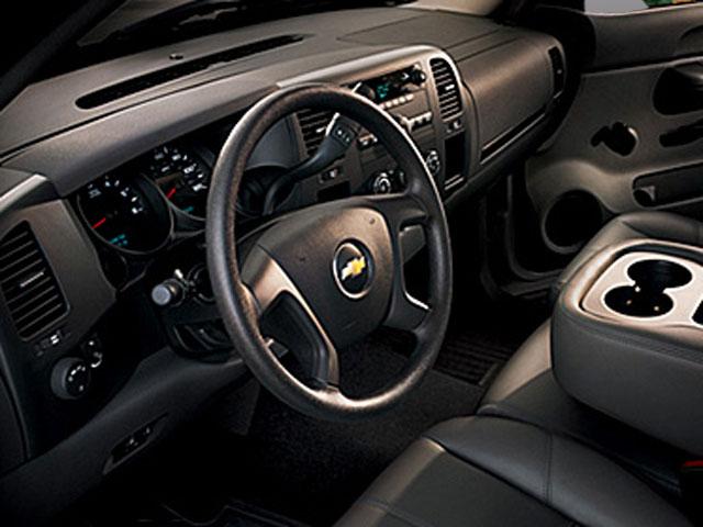 2008 Chevrolet Silverado Standard Bed
