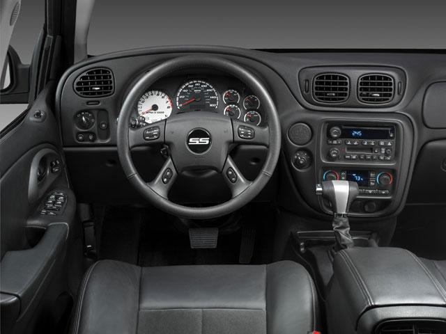 2008 Chevrolet TrailBlazer Sport Utility