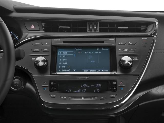 2017 Toyota Avalon 4dr Car