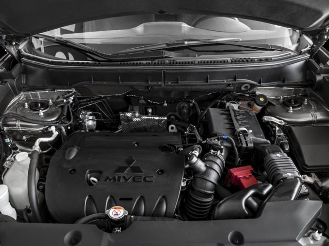 2015 Mitsubishi Outlander Sport Sport Utility